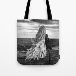 Ocean therapy Tote Bag