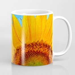 Sunflower Van Gogh 2 Coffee Mug
