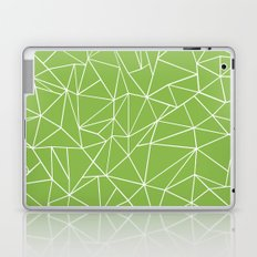 Ab Outline Greeny Laptop & iPad Skin