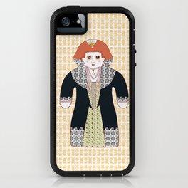 Queen Elizabeth I iPhone Case