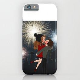NewYearsEve iPhone Case