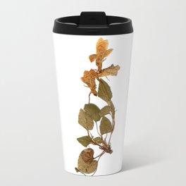 Wild gold flowers Travel Mug