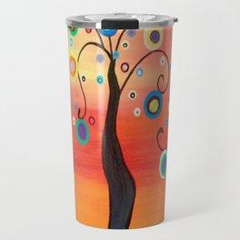 Fiesta Tree Travel Mug