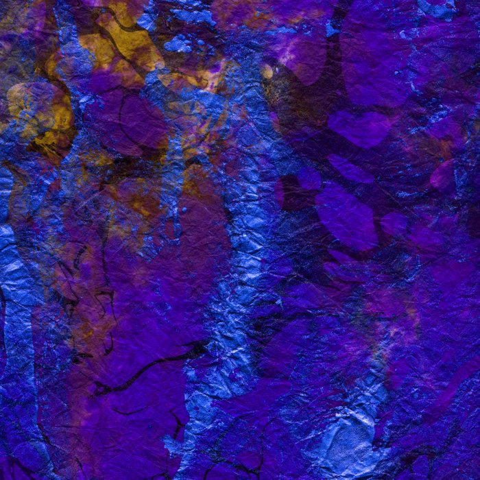Purple Blue abstract marble Comforters