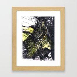 Vuelvo a mí V Framed Art Print