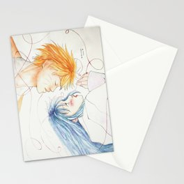 Want to be by your side Stationery Cards