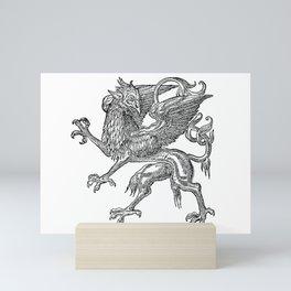 Sébastien Gryphe Mini Art Print