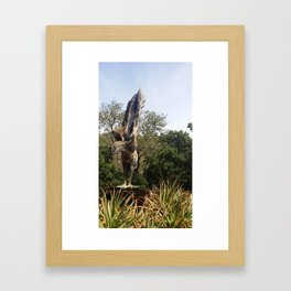 The Phoenix Framed Art Print