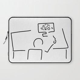 mechanical engineering engineer Laptop Sleeve