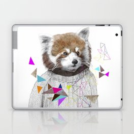 RED PANDA by Jamie Mitchell and Kris Tate Laptop & iPad Skin
