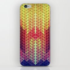 Story of a flame iPhone & iPod Skin