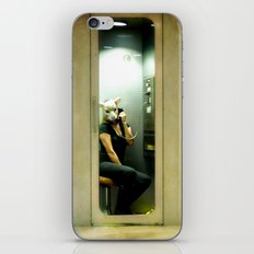 Sometimes you need a plan B iPhone & iPod Skin