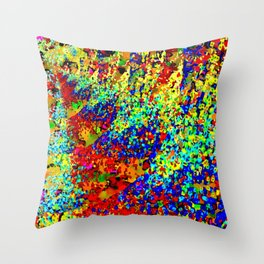 Amorphismus Throw Pillow