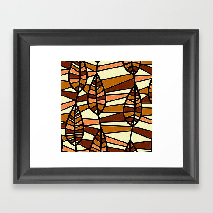 Autumn II Framed Art Print