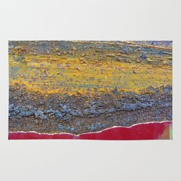 Colors of Rust 824 / ROSTart Rug