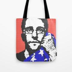 Snowden Revolution Tote Bag