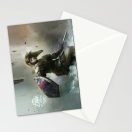 legend of zelda 25th anniversary  Stationery Cards