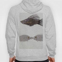 Kiss A Fish Hoody