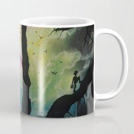 Open The Cage Coffee Mug