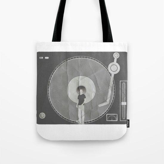 afro deck Tote Bag