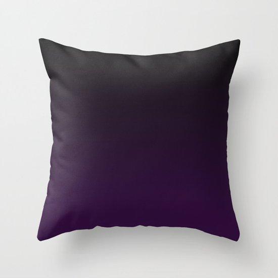 Royal Ombre Throw Pillow