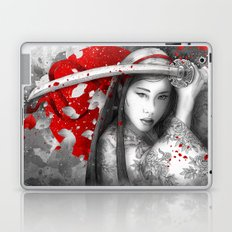 Kazane [ No Sound but the wind] Laptop & iPad Skin