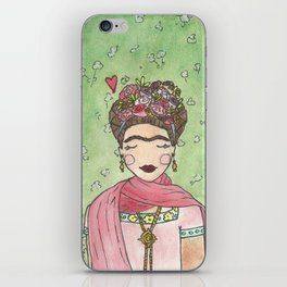 Sweet Frida iPhone Skin
