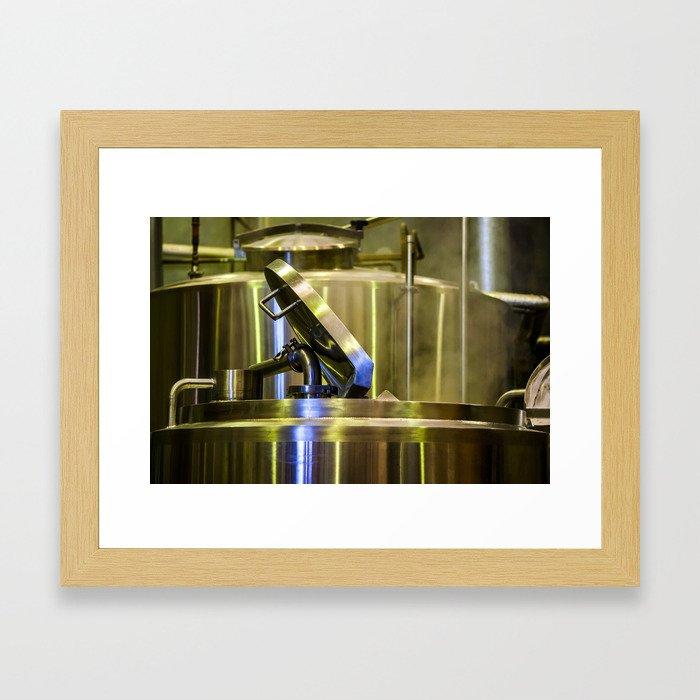 Little Brewery. Five Dock. Sydney. Australia. Framed Art Print