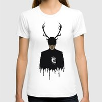 hannibal T-shirts featuring Hannibal by GinHans