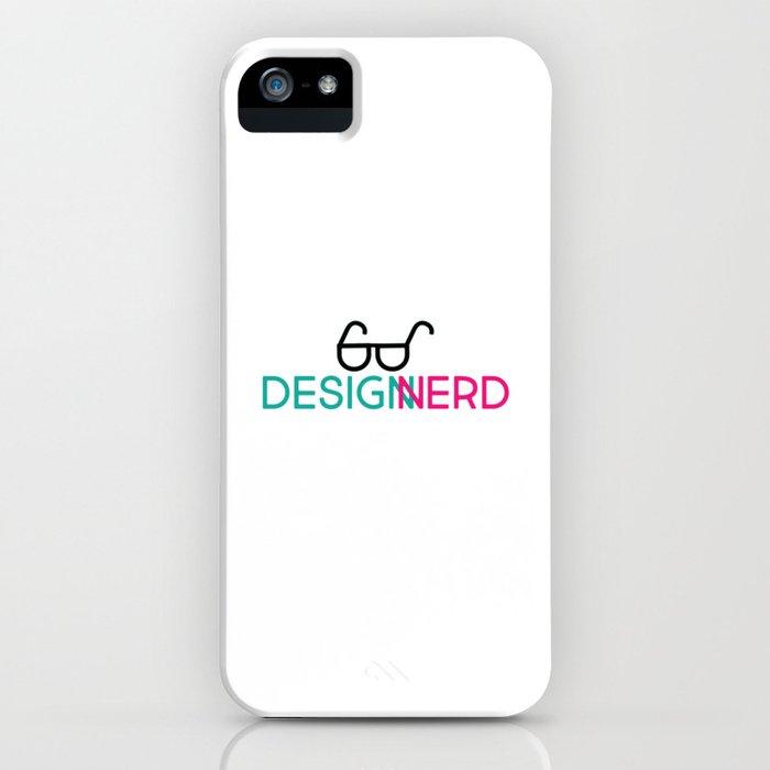 DESIGN-NERD iPhone Case