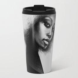 Portrait of a woman No.3 Travel Mug