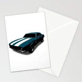 Camaro Stationery Cards