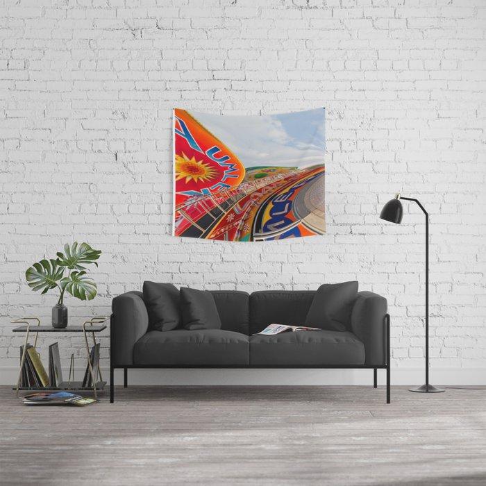 oktoberfest wiesndelic 049 Wall Tapestry