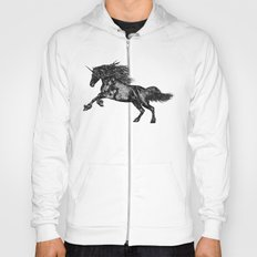 Black Unicorn Hoody