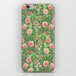 Rosie bed - PINK iPhone Skin