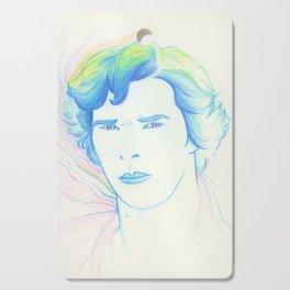 Rainbow Sherlock Cutting Board