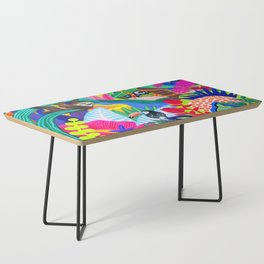 Jungle Party Animals Coffee Table