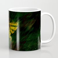 triforce Mugs featuring Triforce by Ralf Crawford