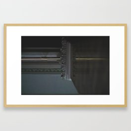 Continuo Framed Art Print