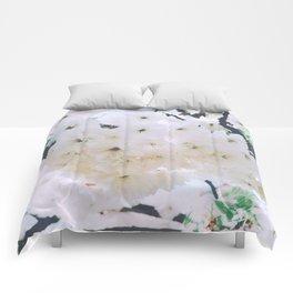 White Cherry Blossom 7 Comforters