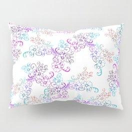 Tender Floral Flower pattern Design Pillow Sham