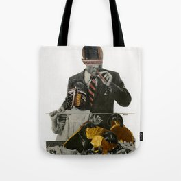 Daddy's Little Girl Tote Bag