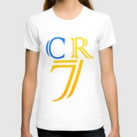 ronaldo T-shirts featuring Cristiano Ronaldo by Sport_Designs