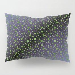 Pattern Green Balls 1 Pillow Sham