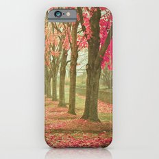 Scarlet Autumn iPhone 6s Slim Case