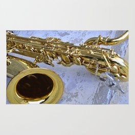 Beautiful Sax , Turin , Italy Rug