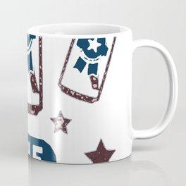AMERICA THE BREWTIFUL T-SHIRT Coffee Mug