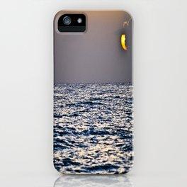 Key Sunset iPhone Case