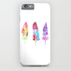 DANCING WITH FEATHERS  Slim Case iPhone 6s