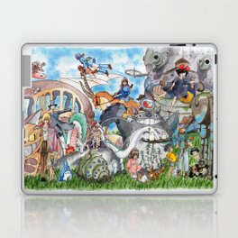 Studio Ghibli Laptop & iPad Skin